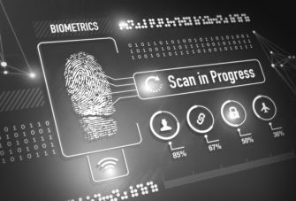 Biometrics Fingerprint Scan